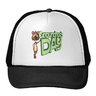 Groundhogs Day Mesh Hat