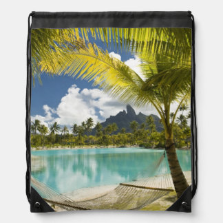 Grounds and scenics of the new luxury St. Regis Drawstring Bag