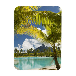 Grounds and scenics of the new luxury St. Regis Rectangular Photo Magnet