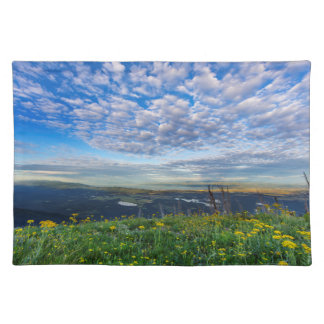Groundsel Wildflowers in the Swan Range Placemat