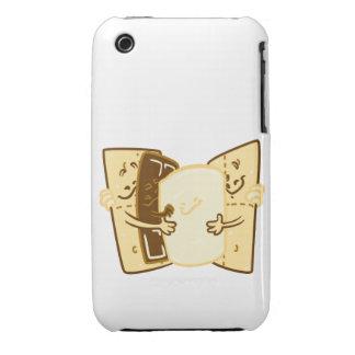 Group Hug iPhone 3 Cover