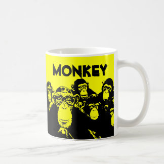 Group o' Monkeys Mug