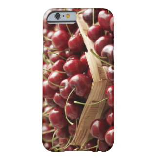 Group of cherries in punnett barely there iPhone 6 case