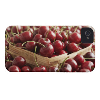 Group of cherries in punnett iPhone 4 Case-Mate cases