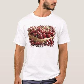 Group of cherries in punnett T-Shirt