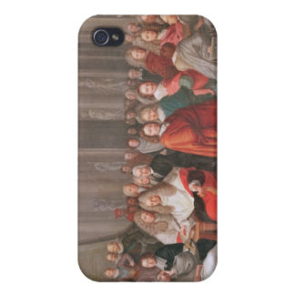 Group of Distinguished Gentlemen Born  Abbeville iPhone 4 Cases