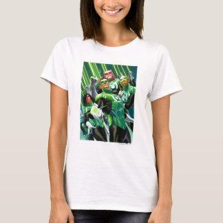 Group of Green Lanterns T-Shirt
