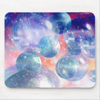 Group of Planets Mouse Pad