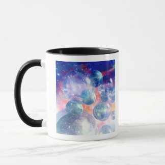 Group of Planets Mug