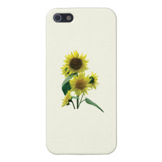 Group of Sunflowers iPhone 5 Case