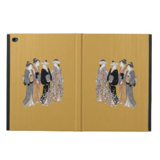 Group of Vintage Japanese Geisha Women