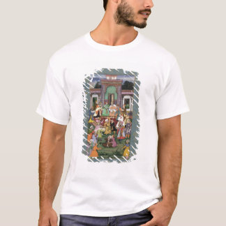 Group of Whirling Dervishes, from the Large Clive T-Shirt