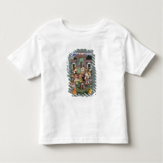 Group of Whirling Dervishes, from the Large Clive Toddler T-Shirt