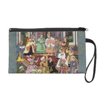 Group of Whirling Dervishes, from the Large Clive Wristlet Purses