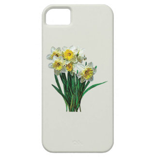 Group of White Daffodils Barely There iPhone 5 Case