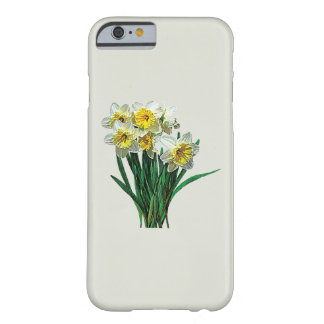 Group of White Daffodils Barely There iPhone 6 Case