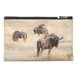 Group of wildebeest travel accessory bag