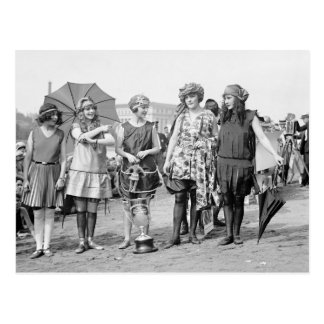 Group of Winners: 1922 Postcard