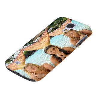 Group On The Beach Galaxy S4 Case