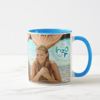Group On The Beach Mug