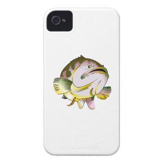GROUPER FISH iPhone 4 CASE