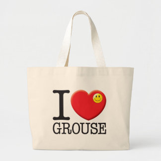 Grouse Tote Bags