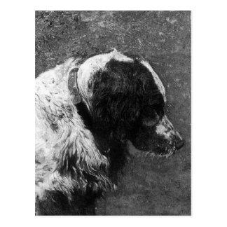 Grouse by Thomas Eakins Postcard