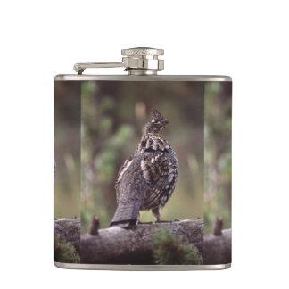 grouse hip flask