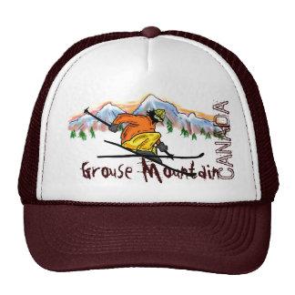 Grouse Mountain Canada ski hat