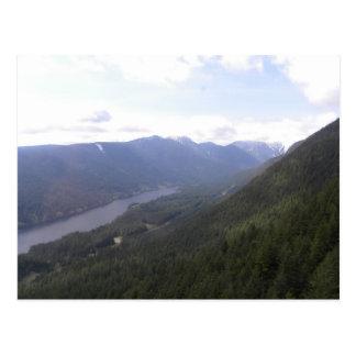 Grouse Mountain Postcard