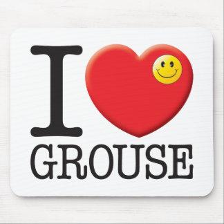 Grouse Mousepad