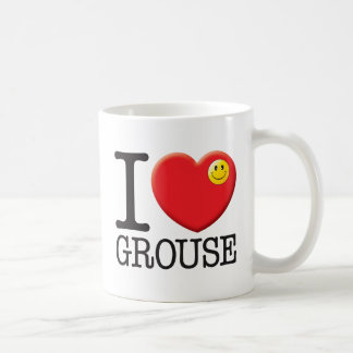 Grouse Mugs
