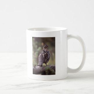 grouse basic white mug