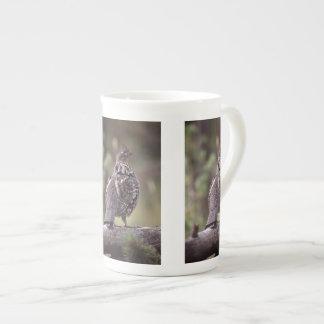 grouse bone china mugs