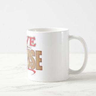 Grouse Save Basic White Mug