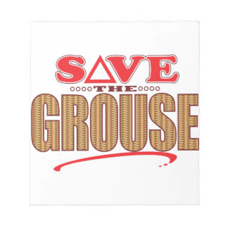 Grouse Save Notepad