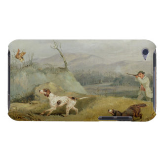Grouse Shooting (oil on canvas) iPod Touch Cases