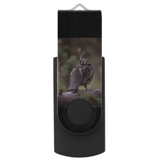 grouse swivel USB 2.0 flash drive