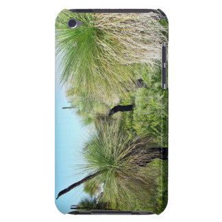 Grove of blackboy trees iPod touch cases