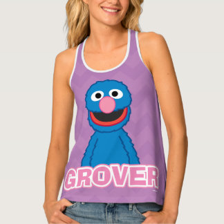 Grover Classic Style 2 Tank Top