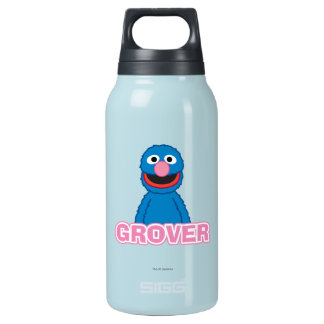 Grover Classic Style Insulated Water Bottle