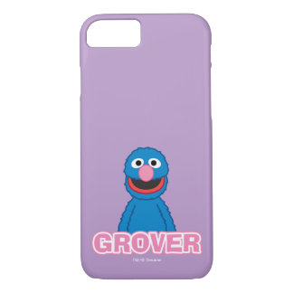 Grover Classic Style iPhone 8/7 Case