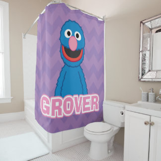 Grover Classic Style Shower Curtain