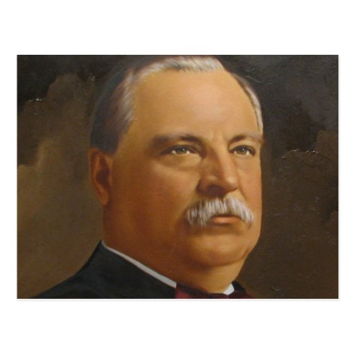 Grover Cleveland  22 &24 Post Cards