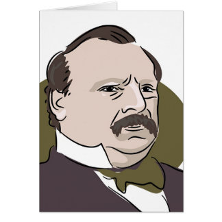 Grover Cleveland Card