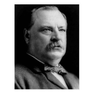 Grover Cleveland Postcard