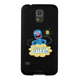 Grover Cute Galaxy S5 Cases