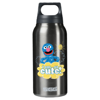 Grover Cute Insulated Water Bottle