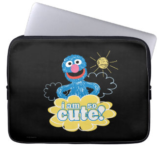 Grover Cute Laptop Sleeve