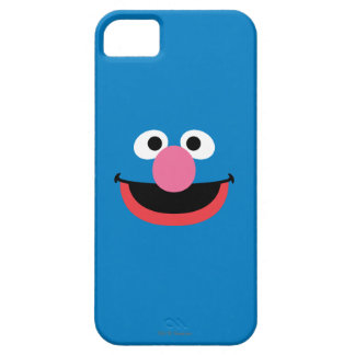 Grover Face Art iPhone 5 Cases